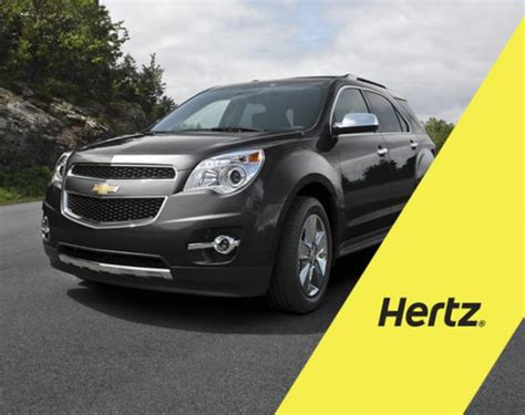 Save Up To 25% With Hertz!