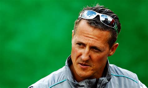 Michael Schumacher by Michael Schumacher Single Word By Manager Sparks Fresh