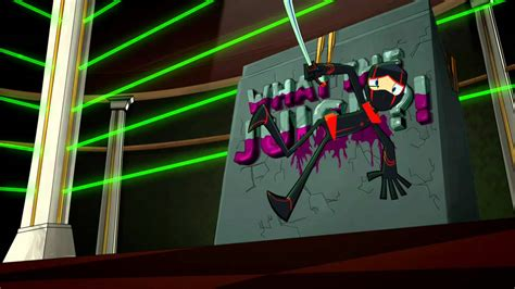 juice randy cunningham  grade ninja