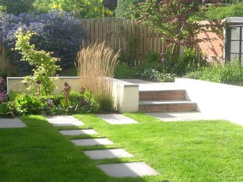 Garden Ideas Uk Modern Front Garden Design In Small Garden