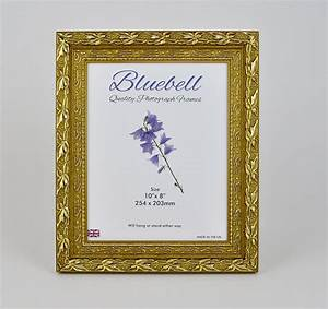 CH1 QUALIY WOOD FRAME IN DECORATIVE GOLD (Packs of 4 ...