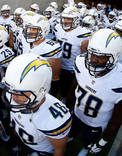 los angeles chargers team history pro football hall