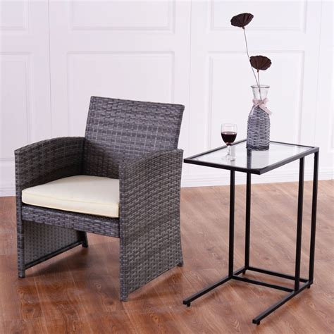 Coffee Tray Side Sofa End Table Ottoman Couch Stand Tv Lap