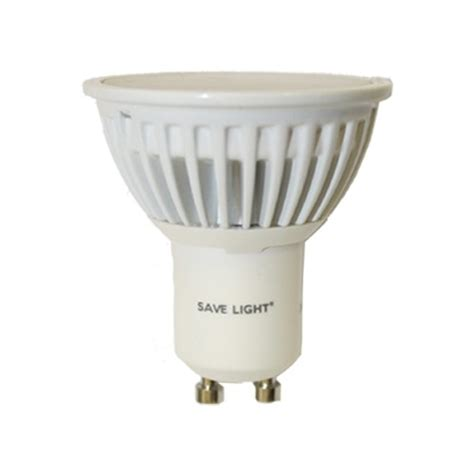 save light 6w gu10 led cool white dimmable at uk