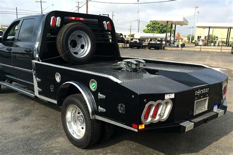 norstar wh skirted truck bed