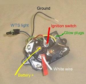 Wiring Diagram  9 Ford F250 Starter Solenoid Wiring Diagram