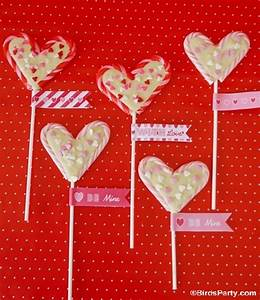 Valentine's Heart Lollipops using Candy Canes - Party ...