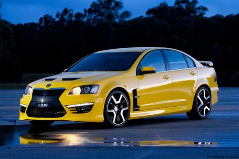 Holden Vehicles by Holden Special Vehicles Hsv Announces Singapore Export