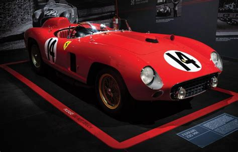 The analysts of ubs have rated ferrari with a buy rating. A Closer Look at the $29.1 Million 1956 Ferrari 290 MM