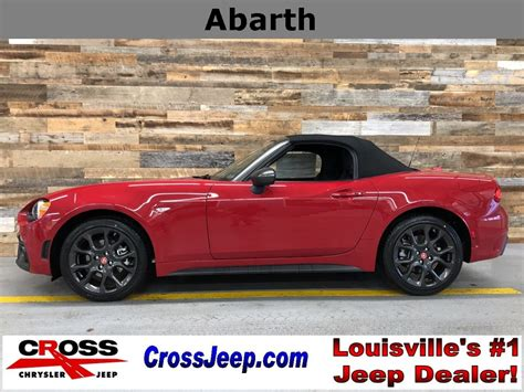 Fiat Of Louisville by New 2019 Fiat 124 Spider Abarth Convertible In Louisville