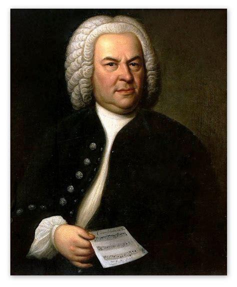Johann Sebastian Bach Personajes Iconicos Pinterest