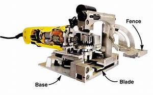 woodworking plate joiner