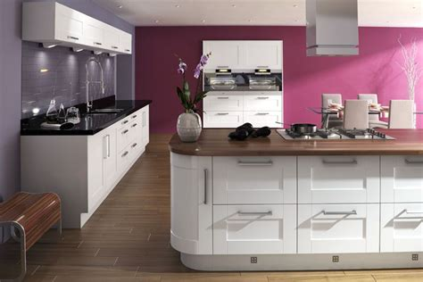 high gloss white kitchen cabinet doors white shaker kitcehn black granite wood walnut 8386