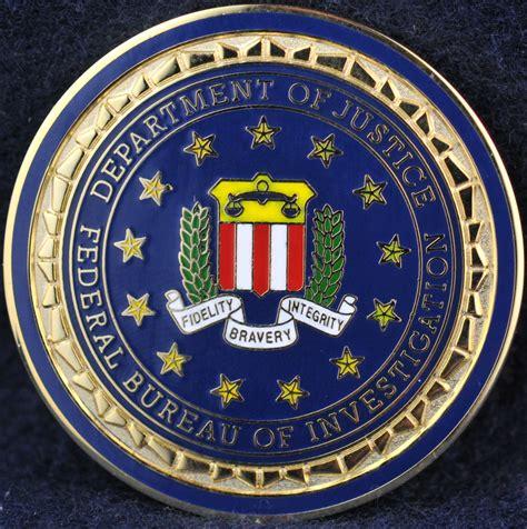 bureau du fbi federal bureau of investigation challengecoins ca