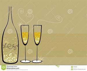 Champagne Bubbles Celebration Royalty Free Stock Photo ...