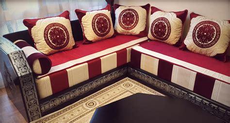 canapé marocain toulouse tissu salon marocain occasion salon marocain soleil with