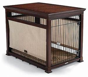 luxury dog crates furniture furnitureplans With luxury dog crates furniture
