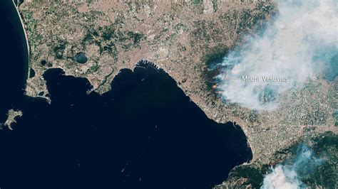 Images For Space In Images 2017 07 Vesuvius On