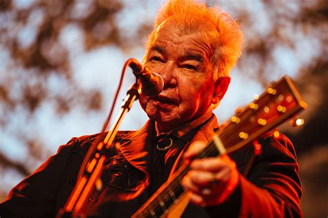 concert review john prine loves sad songs  dang