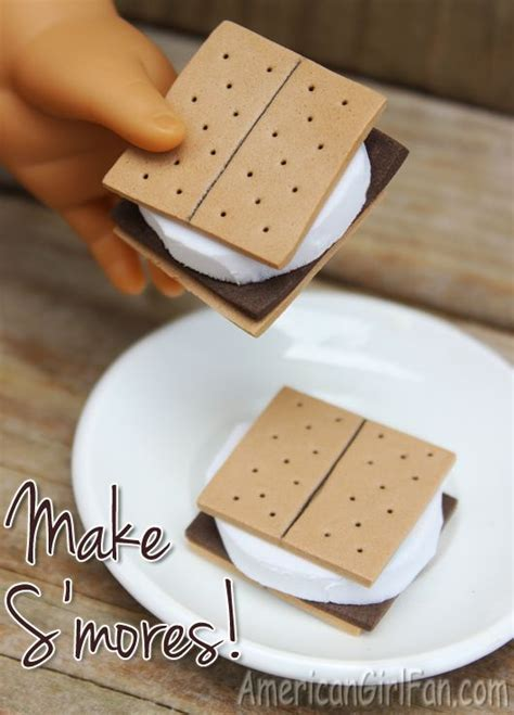 smores craft ideas best 25 doll crafts ideas on american 2952