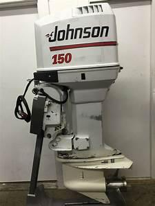 1991 Johnson 150
