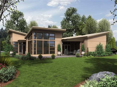 prairie style house plans ideas bloombety prairie style house plans the garden unique