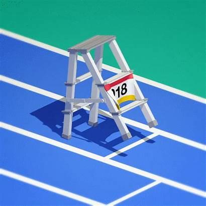 Ladder Race Giphy Marathon Gifs Falling Fun
