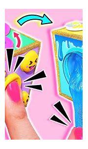 💥🎉😍 6 DIYS in 1 CUBE || POP IT 3D Fidget Cube! VIRAL ...