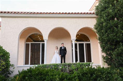 Tampa Wedding Venue Avila Golf & Country Club Bride and