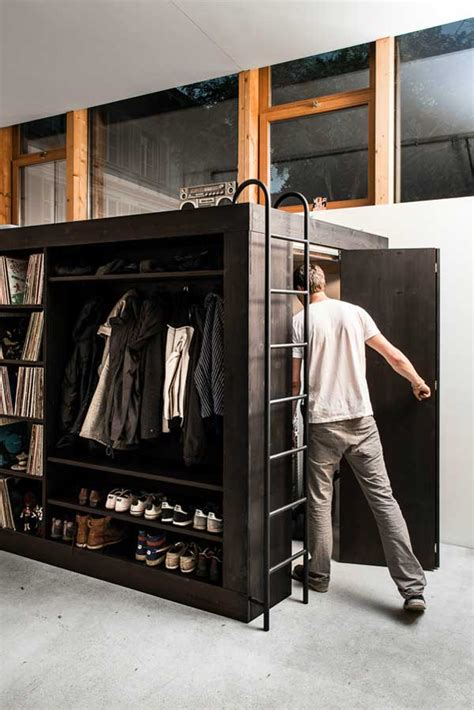 living cube concept innovative storage facility