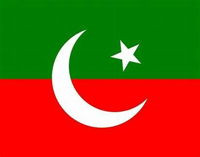 Pakistan Insaf Tehreek Pti Flag Imran Khan