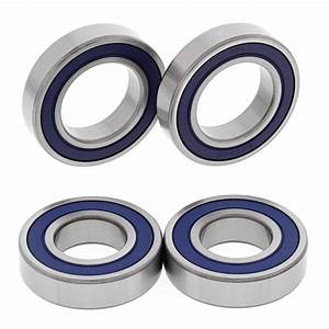 New All Balls Rear Wheel Bearing Kit 25
