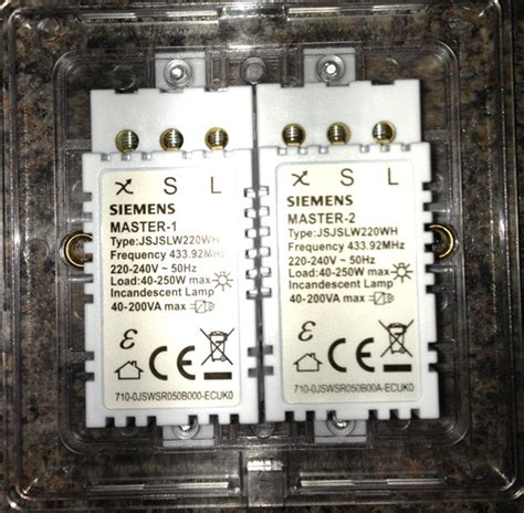 Electrical Replacing Standard Gang Light Switch With