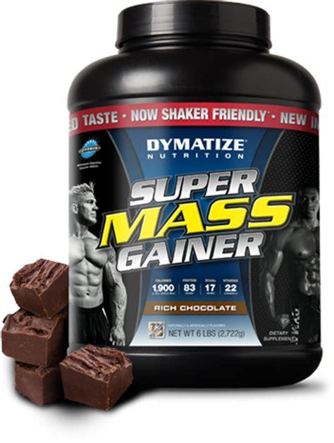 Best Gainer Supplement Mass Gainer By Dymatize At Bodybuilding Best