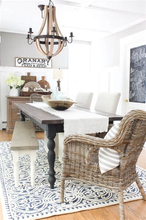 rug   dining room rooms  rent blog