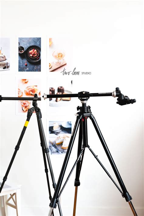 ultimate guide  tripod  food photography