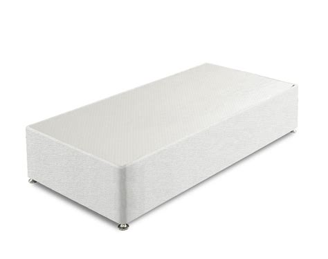 grey upholstered bed divan bed bases without storage