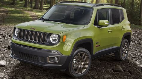 2016 Jeep Wrangler Renegade by 2016 Jeep Renegade 75th Anniversary Edition Top Speed