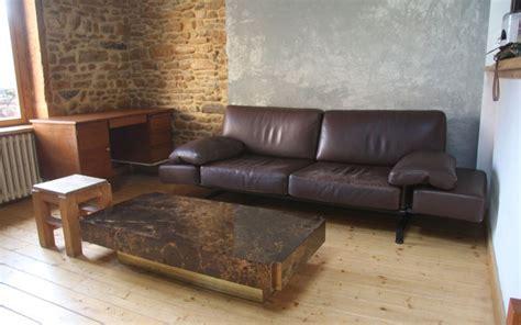 canapé de sede canapé modulable de sede en cuir 39galerie s b et