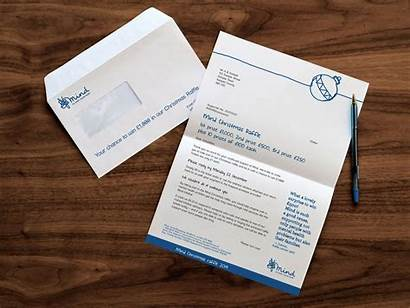 Letter Fundraising Charity Mind Kite Mail Direct