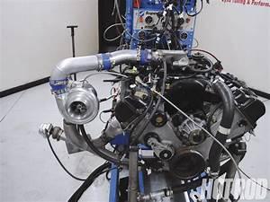 592hp 4 6l 2v Motor For  2 298