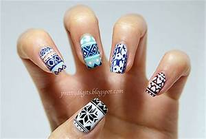 Christmas Sweater Nail Art Designs & Ideas 2013 2014