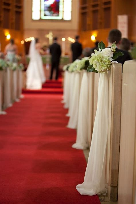 25 best ideas about church wedding decorations on