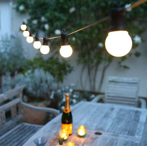 outdoor festoon lights by lilly