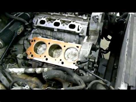 chrysler concorde   engine rebuild youtube