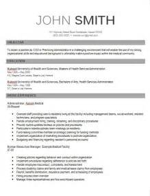 modern looking resume template modern cv template