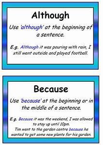 Complex Sentences Display Pack