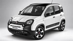 Nuevo Fiat Panda Waze