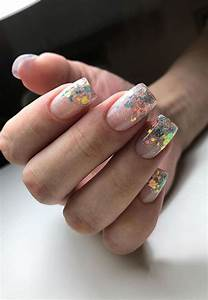 30, Beautiful, Natural, Short, Square, Nails, Design, For, Early, Spring, 2020, -, Page, 17, Of, 30