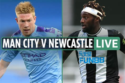 Man Metropolis vs Newcastle LIVE: Stream FREE, TV channel ...